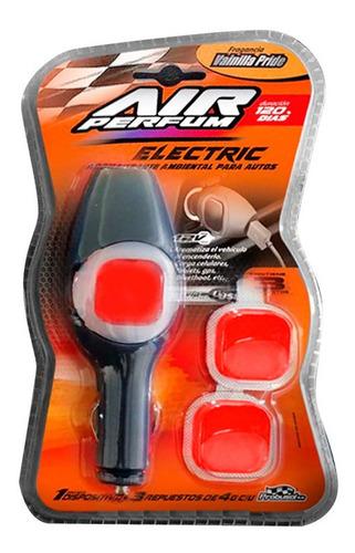 Air Perfum Electric Aromatizante Con Conector Usb Para Autos