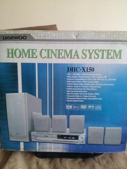 Home Cinema System Daewoo