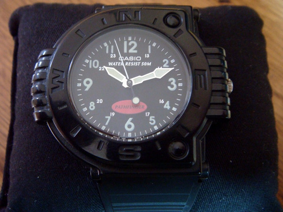 Raro Reloj Casio Mw-45 Pathfinder. Divers. Made In Japan.