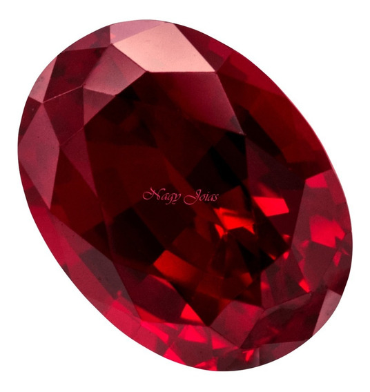 Maravilhoso E Elegante Rubi Pedra Preciosa Com 20.24 Cts