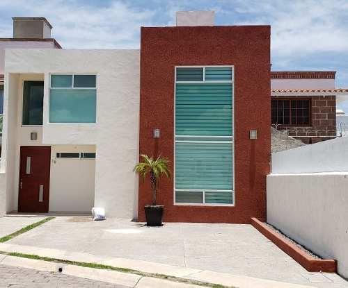 Casa En Renta En Fraccionamiento Campestre San Juan Del Rio