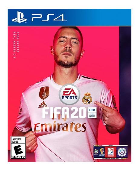 Fifa 2020 Ps4 Ea Sports