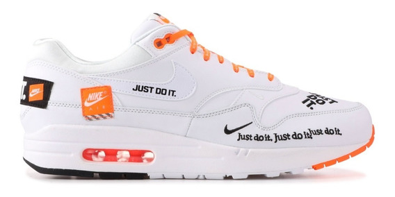 Zapatillas Nike Air Max 1 Just Do It Original Cuotas Stock