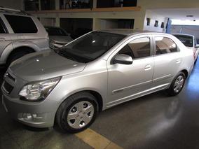 Chevrolet Cobalt 1.8 Lt Aut. 2015 Prata Completo