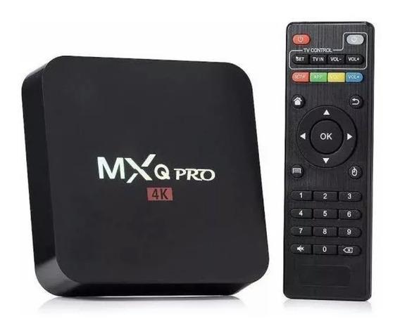 Conversor Smart Tv 4k Pro 4gb/32gb Android 9.1 5g