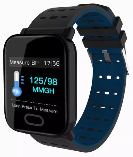 Smartwatch X-time S3 Ritmo Cardiaco Resistente Al Agua Ip67