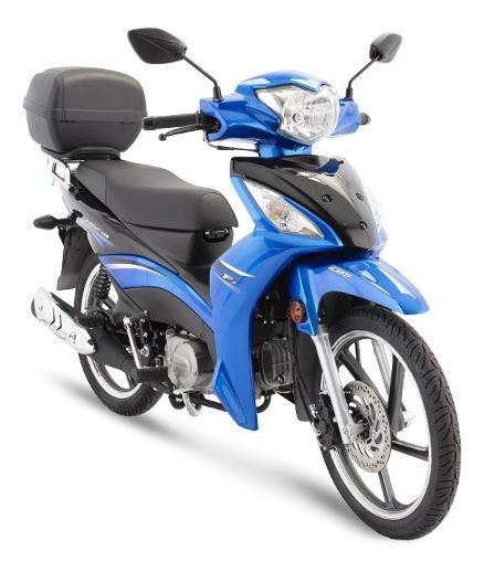 Scooter Haojue Nex 115cbs 0km 2020