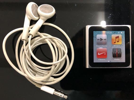 iPod Nano 16gb Prata