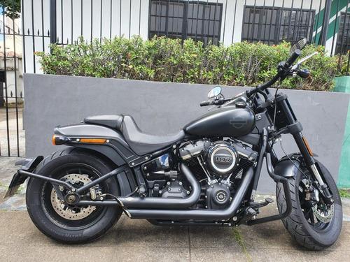 Harley Davidson -  Softail Fat Bob 107