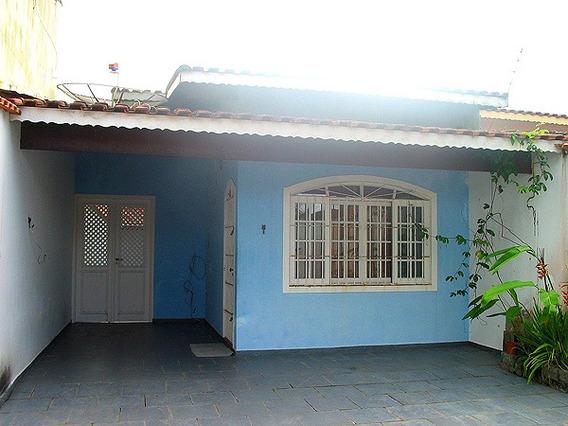 Casa Com 3 Dormitórios, No Jardim Suarão - Itanhaem Ref L034
