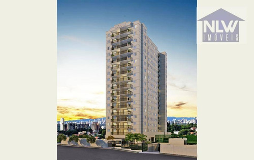 Apartamento Com 2 Dormitórios À Venda, 52 M² Por R$ 493.900,00 - Santana - São Paulo/sp - Ap0268