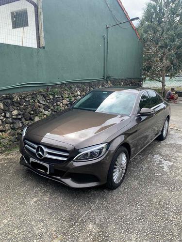 Mercedes-benz Classe C 2017 2.0 Avantgarde Turbo 4p 184 Hp