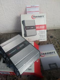 Amplificador Planta Taramps Hd3000 A 1ohm Y A 2ohms