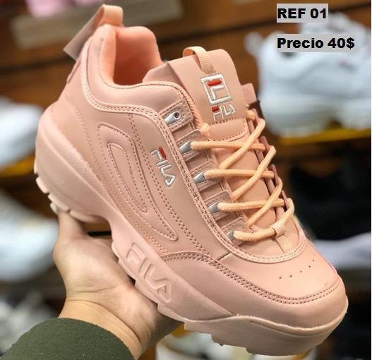 Fila, Nike, adidas, Jordan Excelentes Precios