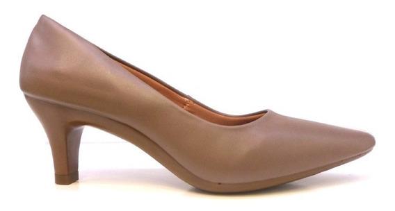 Zapatos Stilettos Marca Chocolate Importados Taco Fino Rimini