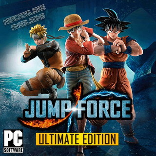 Jump Force Ultimate Edition Version Pc