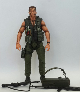 John Matrix - Commando - Neca 2012 - Los Germanes