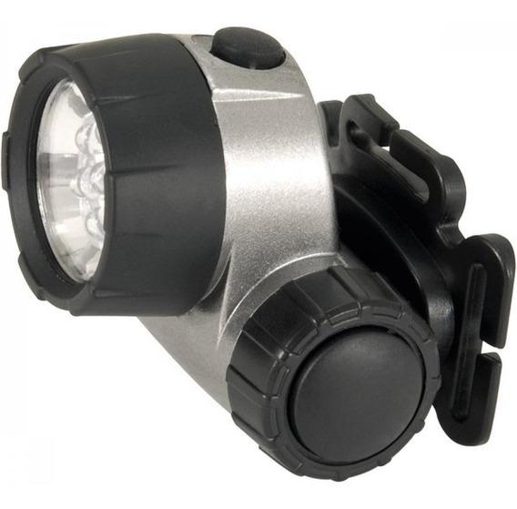 Lanterna Para Cabeça Lc 007 Vonder Cinza Bgwt