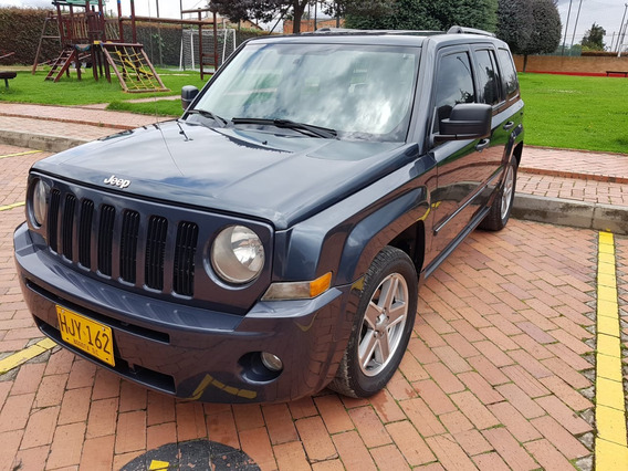 Jeep Patriot Limited 2.4cc 4x4 5p 2007