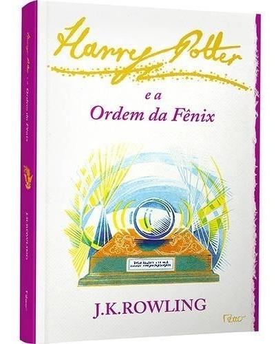 Livro - Edição Especial - Harry Potter E A Ordem Da Fênix