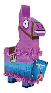 Fortnite Piñata Llama Figuras Armas Accesorios Original