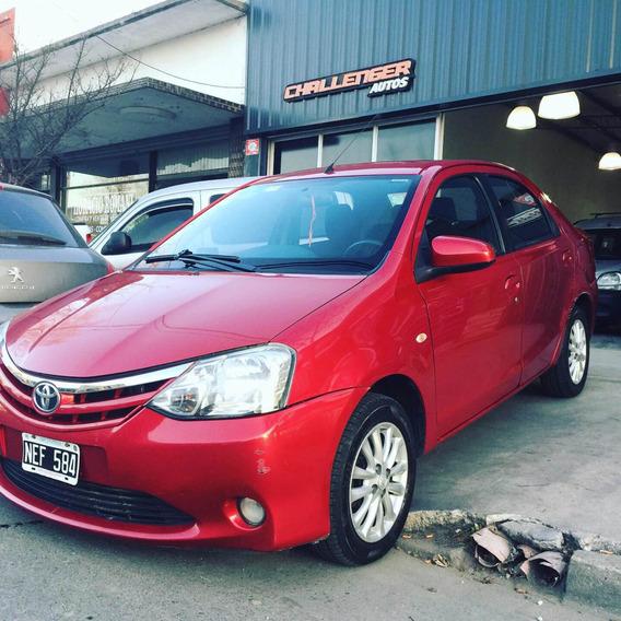 Toyota Etios 1.5 Sedan Xls 2013