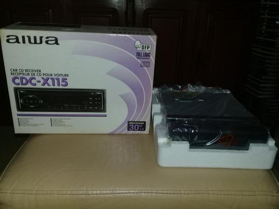 Cd Receiver / Rádio Aiwa, Novo, Para Veículos
