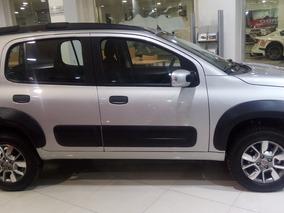 Nuevo Fiat Uno Way 1.3 Con Anticipo Y 24 Cuotas Fijas 0%