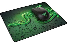 Combo Razer Mouse Abyssus + Mousepad Goliathus Small Speed