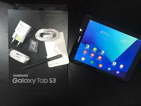 Samsung Galaxy Tab S3 + Case. Todo Zerado!