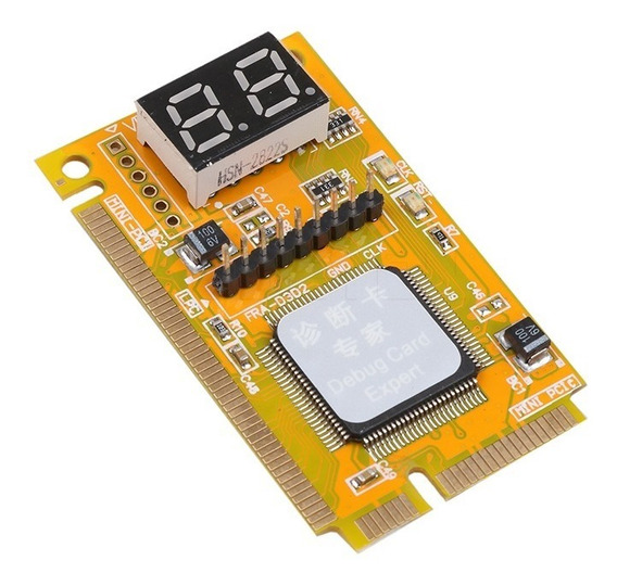 Placa De Diagnóstico Pc Analyzer Para Notebook - Novo Modelo