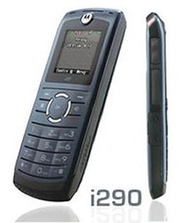 Carcaca Nextel I290 Motorola Original Com Tampa Usada