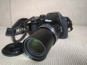 Câmera Semiprofissional Nikon Coolpix P530