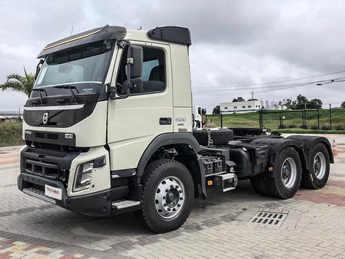 Volvo Fmx 500 2016 6x4 Cavalo=scania,volvo,mercedes,daf,ford