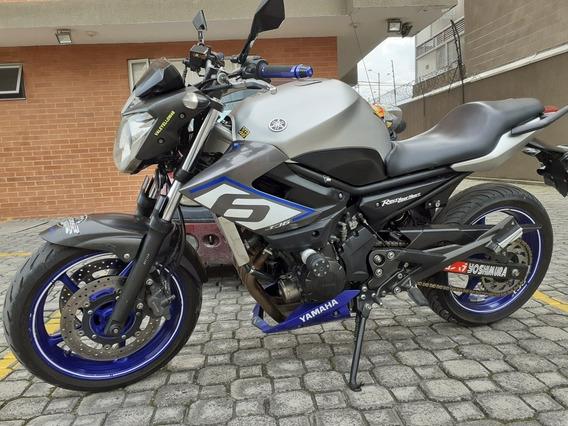 Yamaha Xj6n 600