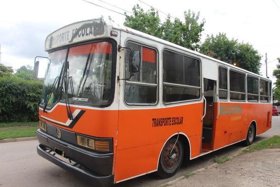 Colectivo Escolar Mercedes Benz Oh1320 Año 94
