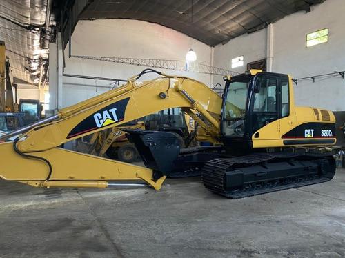 Excavadora Sobre Orugas Cat 320 C L