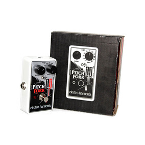 Pedal Electro Harmonix Pitch Fork Polyphonic Shifter Whammy