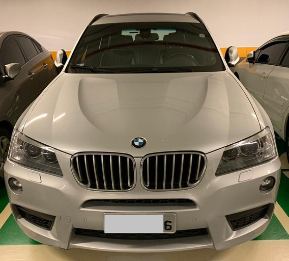 Bmw X3 - Blindada