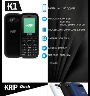 Telefono Krip K1