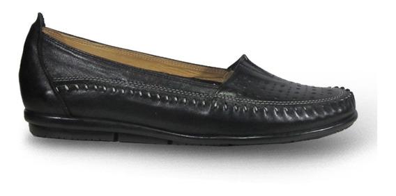 Alita 883 Zapato Mocasín Bajo Pie Delicado Mujer
