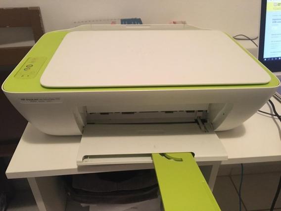 Impressora Hp Deskjet 2135 Multifuncional