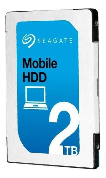 Disco rígido interno Seagate Mobile HDD ST2000LM007 2TB