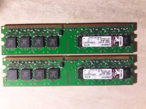 Memoria Kingston Kvr533d2n4/512 512k X 2 (1gb)