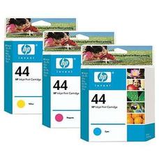 Cartuchos De Tinta Hp Originales 44 Todos Colores 10, 11 940