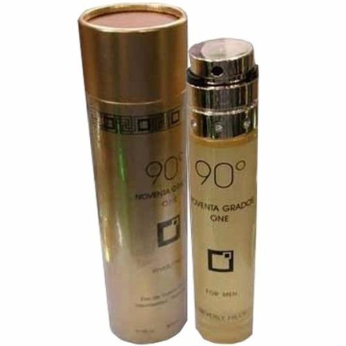 Perfume 90° Grados One Gold Beverly Hi - mL a $939