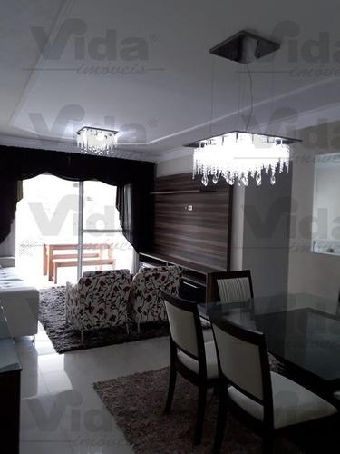Apartamento À Venda Em Chácara Pavoeiro  -  Cotia - 36310