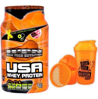 Proteina De Suero De Leche (whey Protein) X 1kg + Shaker