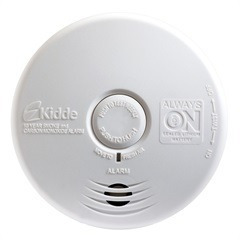 Detector Fumaça Co / Construtora Kidde