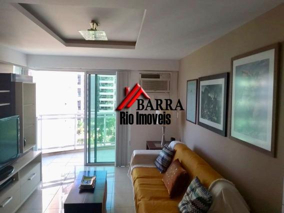 Apartamento A Venda 3 Quartos Americas Park Barra Da Tijuca - Ap00043 - 34313515